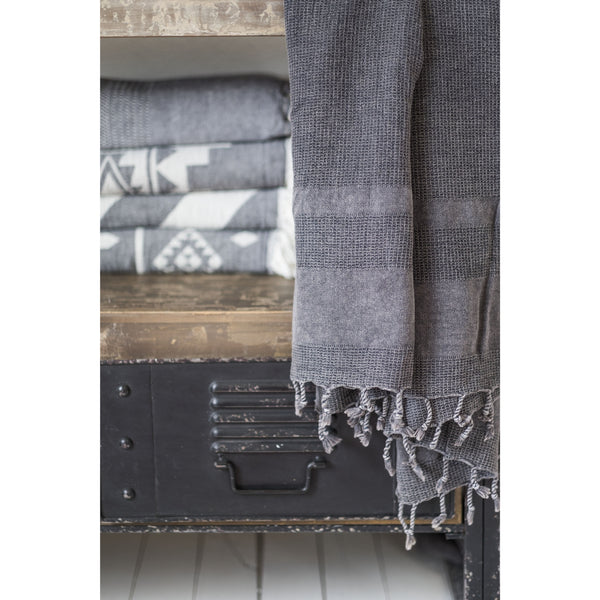 Stonewash Throw Blanket