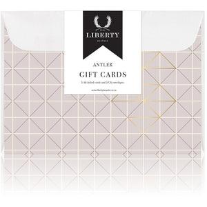 Liberty Bespoke Luxury Greeting Card