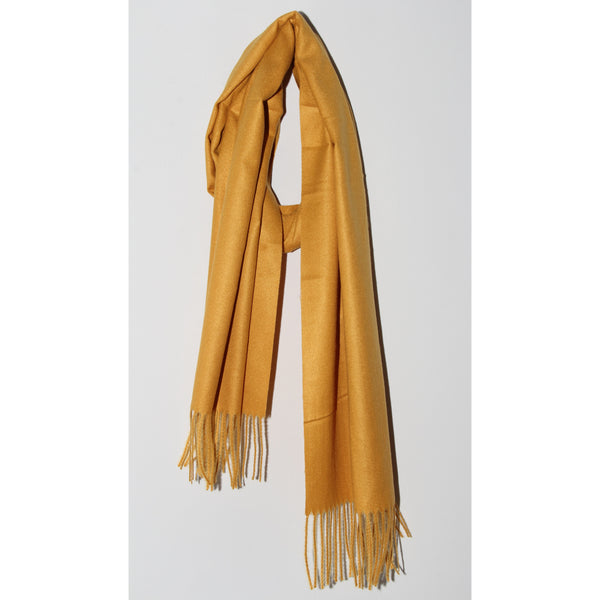 Soft touch winter scarf