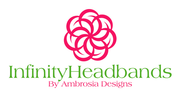 Infinity Headbands by Ambrosia Designs