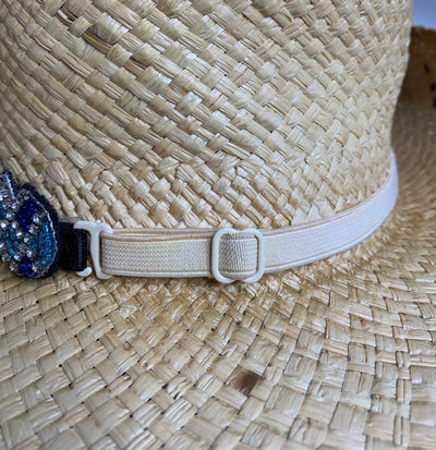 adjustable elastic hat band