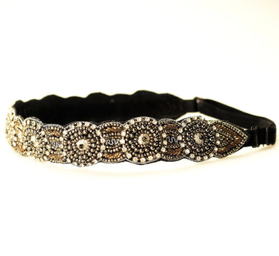 Ashley Hat Band - Infinity Headbands by Ambrosia Designs