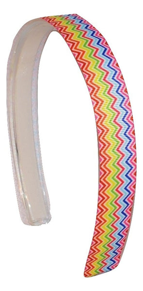 chevron Headband, rainbow headbands, infinity headbands