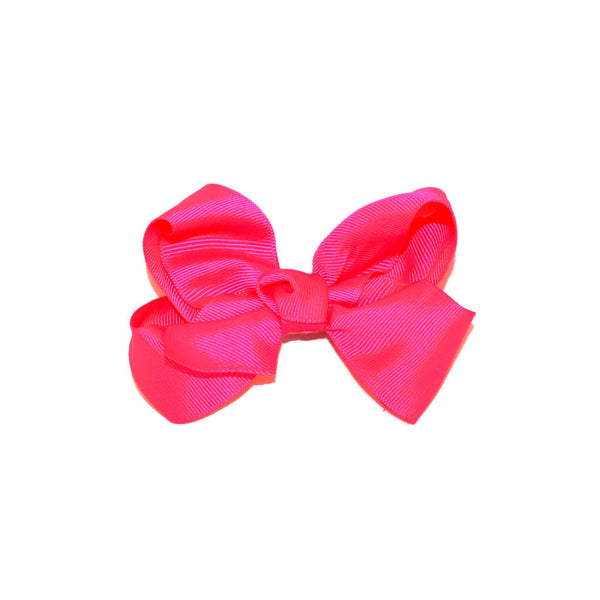 Large Pink Bow, girls bows, hair bows