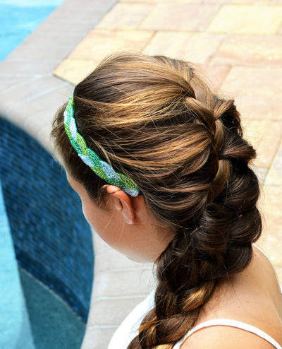 Sophie Headband - Infinity Headbands by Ambrosia Designs