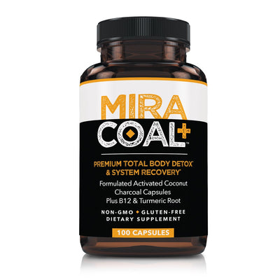 MIRACOAL PLUS Premium Total Body Detox & System Recovery