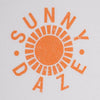 Sunny Daze T-shirt close up