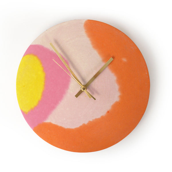 Large Circle Clock - Studio Emma