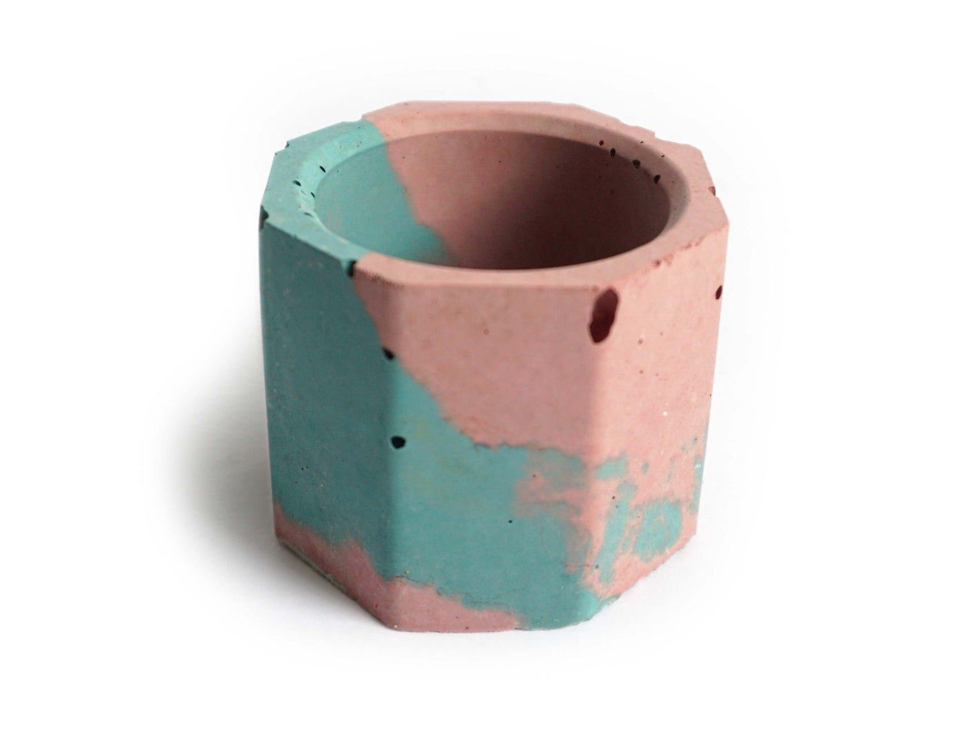 Tiny Hexagon Vessel - Studio Emma