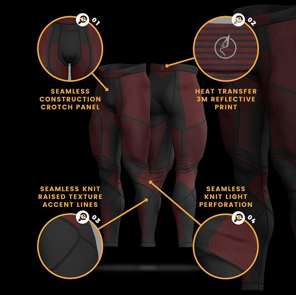 DAREDEVIL Seamless Leggings