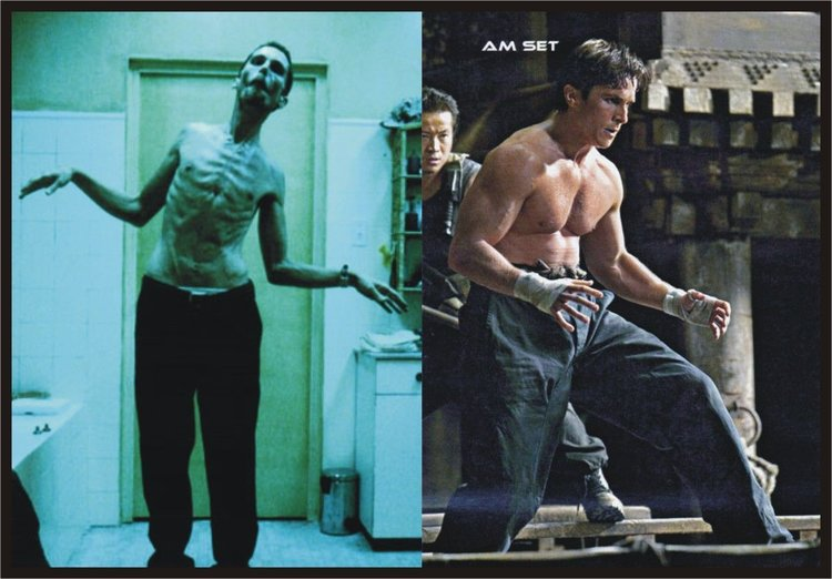 Christian Bale - Machinist