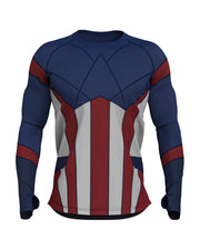 ROGERS Long Sleeve Performance Shirt