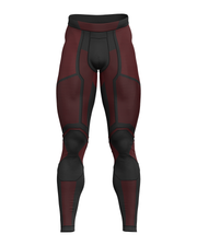 DAREDEVIL Inspired Seamless Compression Leggings