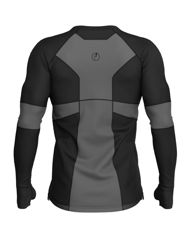 PUNISHER Long Sleeve Performance Shirt