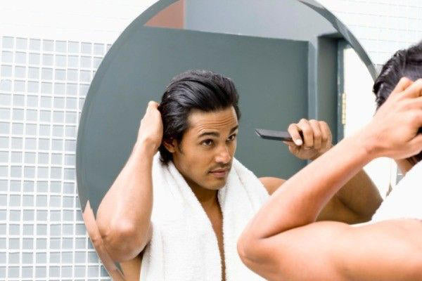 SECRETS TO HIDING YOUR THINNING HAIR: FOR THE GUYS