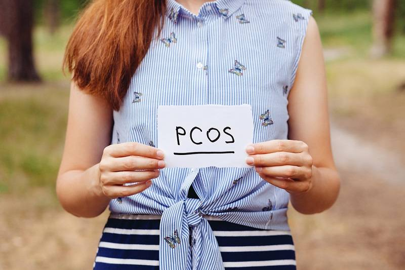 PCOS Triggered Hair Loss in Women
