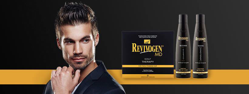 Hair Loss Shampoo - Revivogen MD