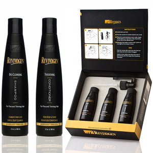 Revivogen MD Scalp Therapy (3 month Supply) 1 Shampoo 1 Conditioner