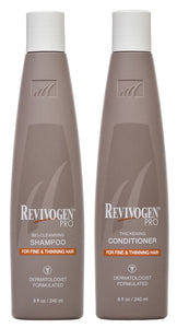Revivogen PRO Bio-Cleansing Shampoo & Conditioner