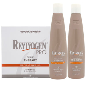 Revivogen PRO Three-Step Hair Loss Treatment