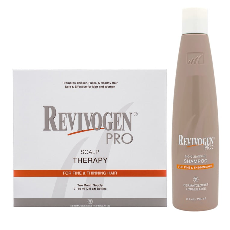 Revivogen PRO Scalp Therapy & Shampoo Set
