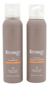 Revivogen PRO Bounce & Shine Hair Care Set