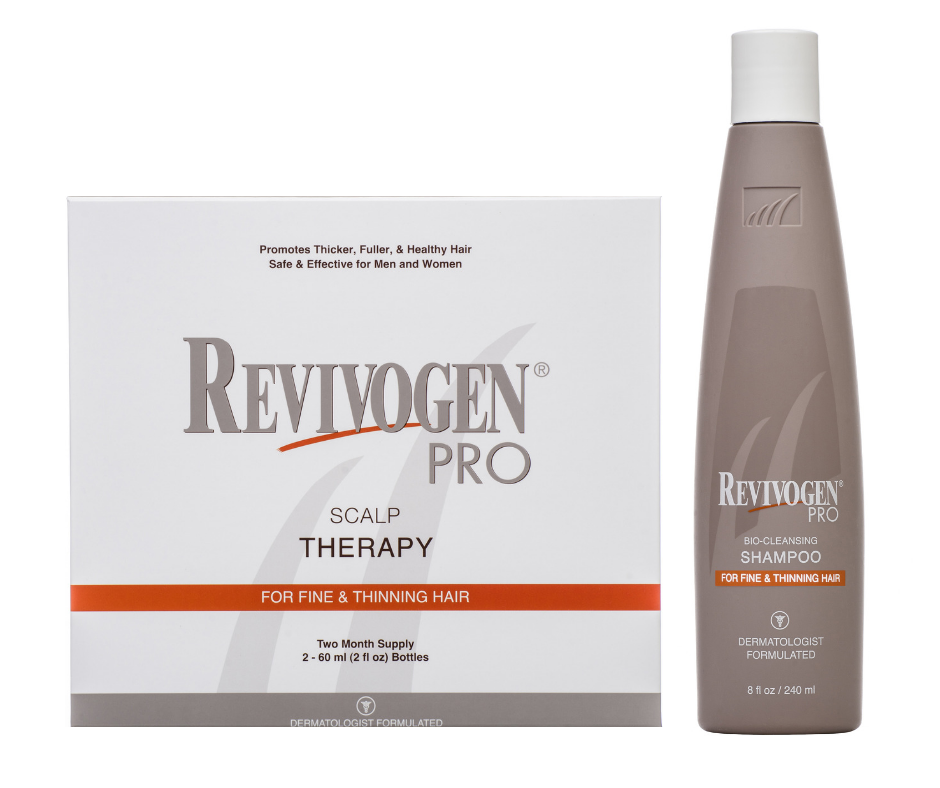 Revivogen PRO Scalp Therapy & Shampoo