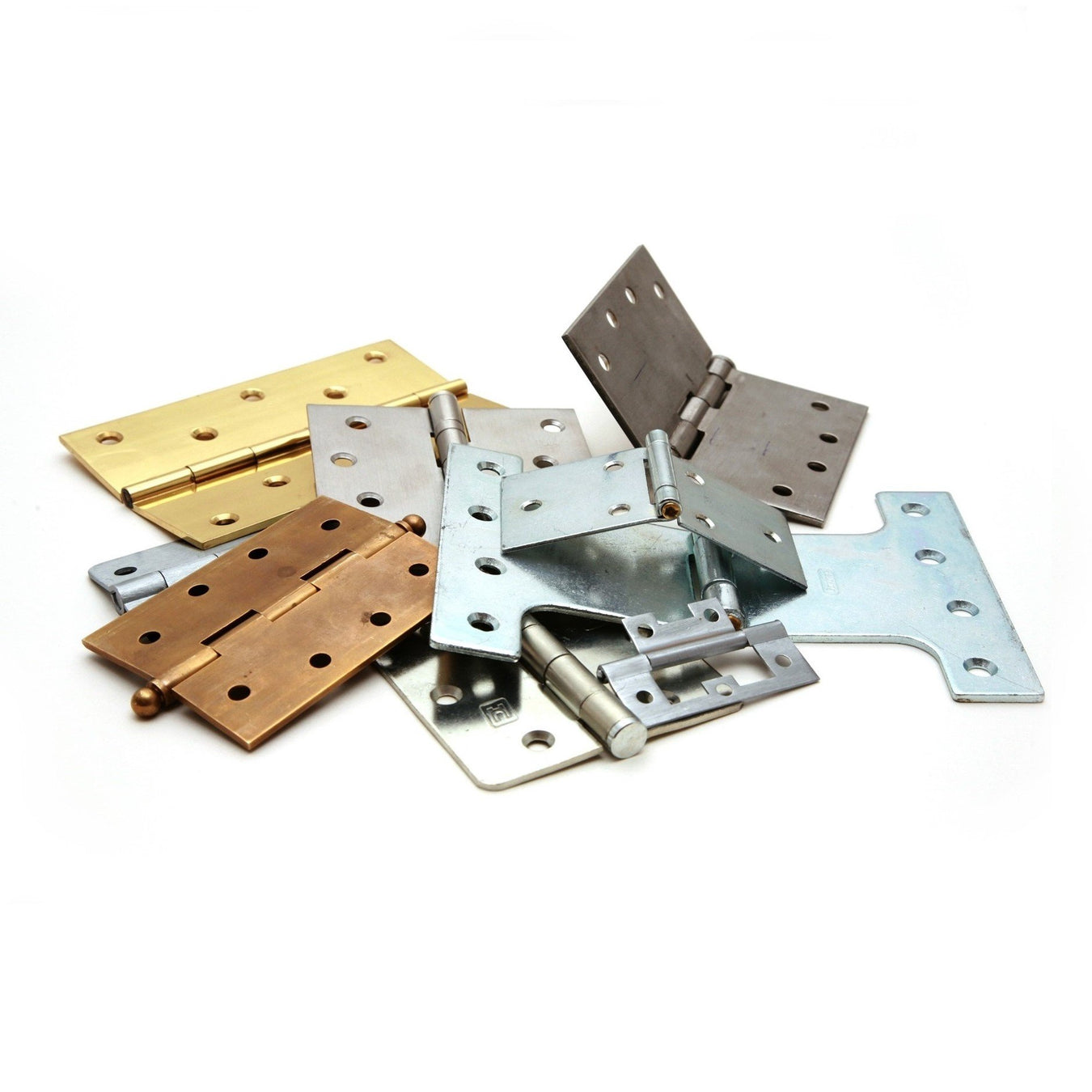 Hinges at Allfast Solutions NZ