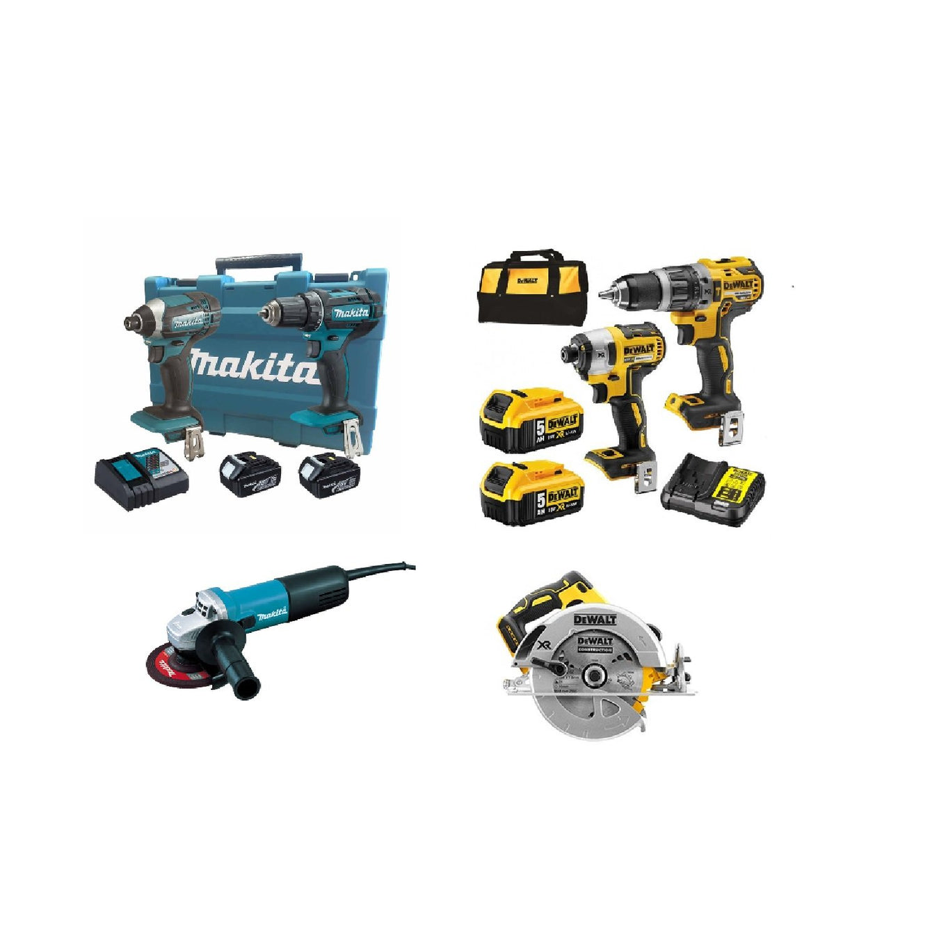 Power Tools at Allfast Solutions NZ
