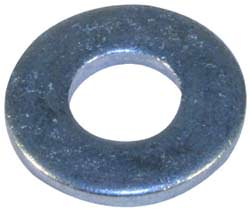 Heavy Washer Zinc Plate