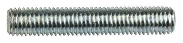 Threaded Rod Metric Fine Zinc Class 8.8