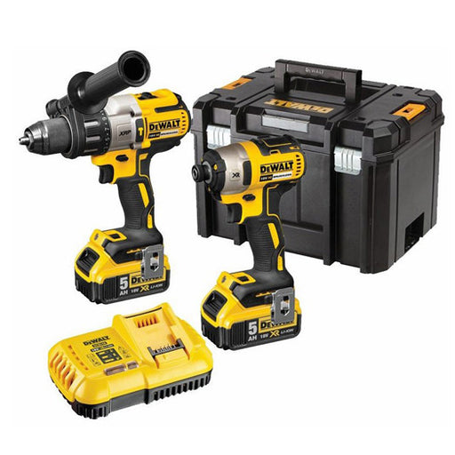 Dewalt 18V Li-Ion 2pc Combination Kit