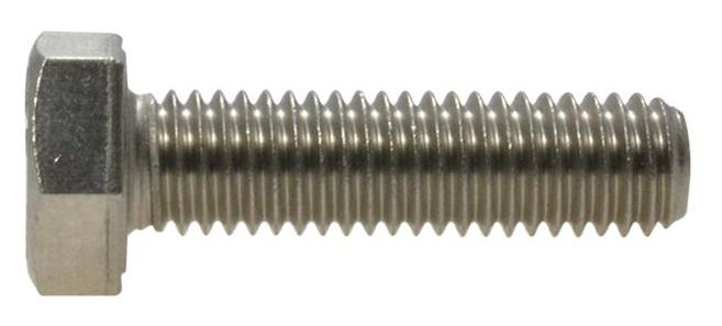 1/2 Hex Set Screw Imperial Stainless 304