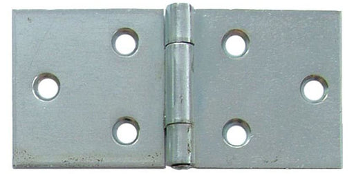 Hinge Back Flap 814 Series Zinc Plated