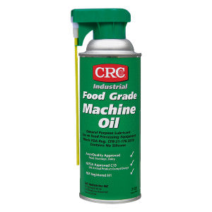 CRC Food Grade Machine Oil Aerosol