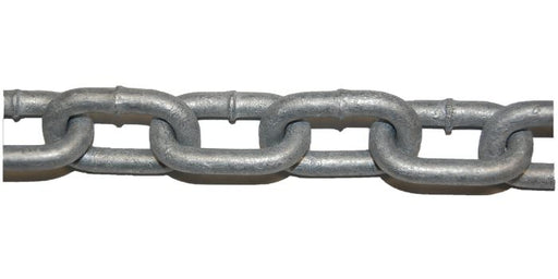 Chain Regular Link Chain Galvanised