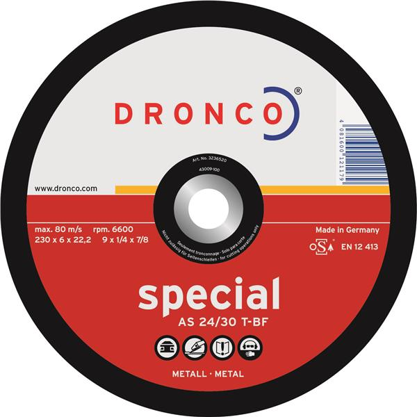 Dronco Special Steel Grinding Disc