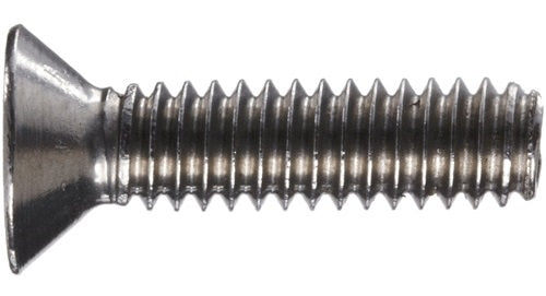 M6 Machine Screw Countersunk Phillips Stainless 304