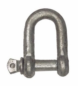 D Shackle Galvanised