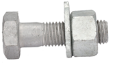 M20 Structural Bolts Galvanised Class 8.8