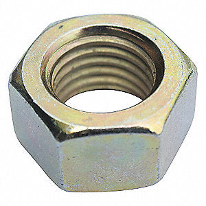 Hex Nuts Zinc Yellow UNF Grade 9