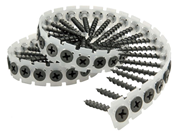 Drywall Screws Zinc Yellow Collated