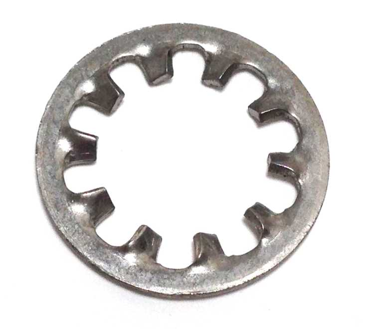 Lock Washer Internal Tooth Stainless 304
