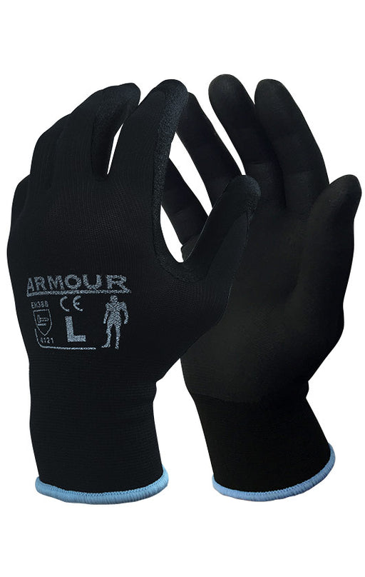 Latex Foam General Purpose Glove