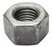 Structural Nuts Galvanised K0 AS1252: 2016 Class 8.8