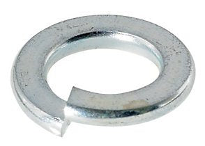 Spring Washer Metric Zinc Plate