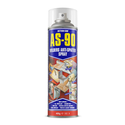 AS90 Welder Anti Splatter Fluid