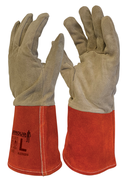 TIG Welding Leather Glove 30cm