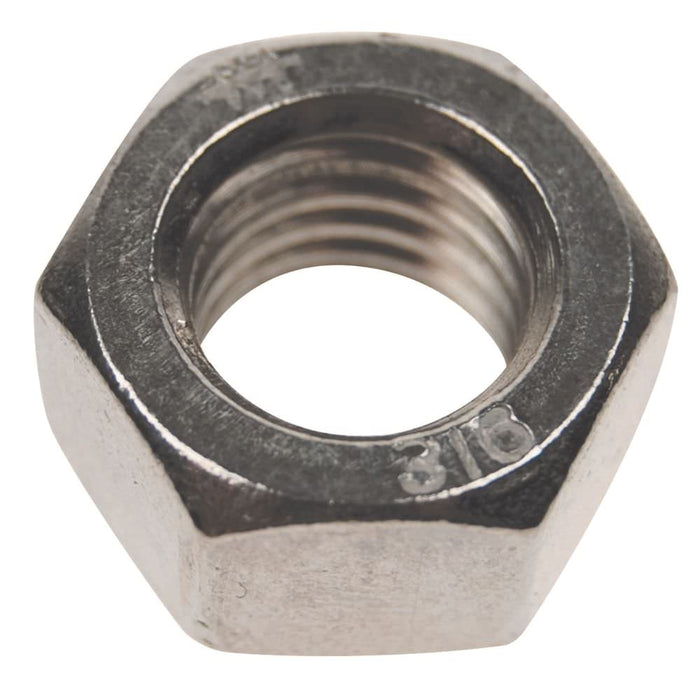 Hex Nut Metric Stainless 304