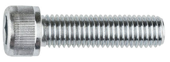 M6 Socket Cap Screw Zinc
